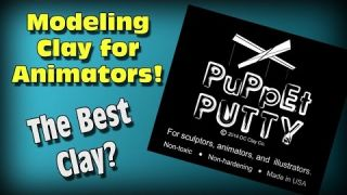 Don Carlsons Puppet Putty Modeling Clay