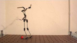 Stop Motion Animation Armature Body Acting
