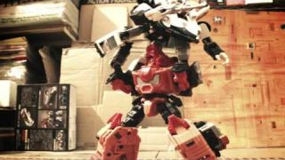 Transformers Generation Movie Stop Motion