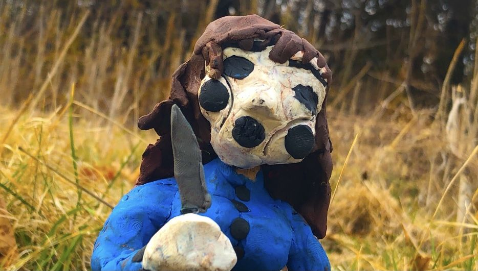 I am working on a new stop motion horror series I call it sadistic tale you can find episodes 1 and 2 on my YouTube just search eathen wotring claymation on YouTube
