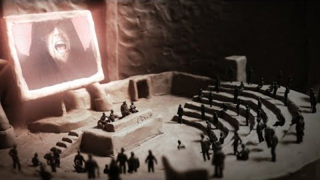 Kall Brand - Ensam - A Grand Stop Motion Tale & Music Video in Clay