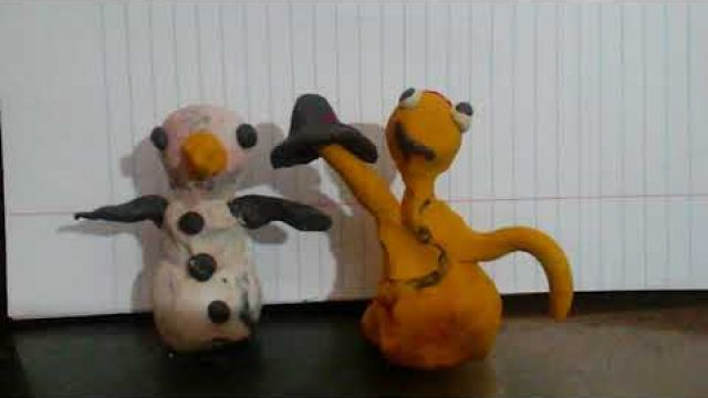 Pointless claymations #1