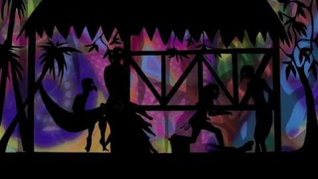 Stop Motion sombras