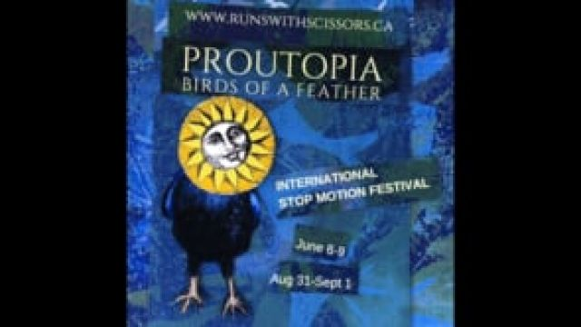 Proutopia International Stop Motion Film Festival