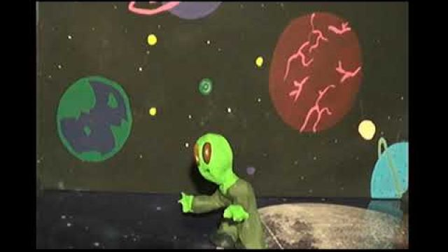 Bean Eyes: Eater Of Stars - Claymation