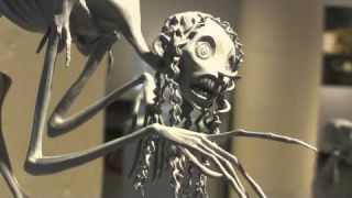 Kent Melton Sculpture Exhibit (Paranorman, Coraline, Disney)