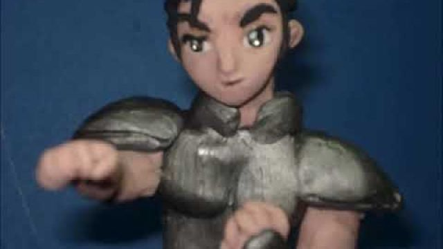 Stop Motion Play-Doh Magikal Sword (clay animation series trailer)