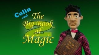 Colin and the Big Book of Magic 2